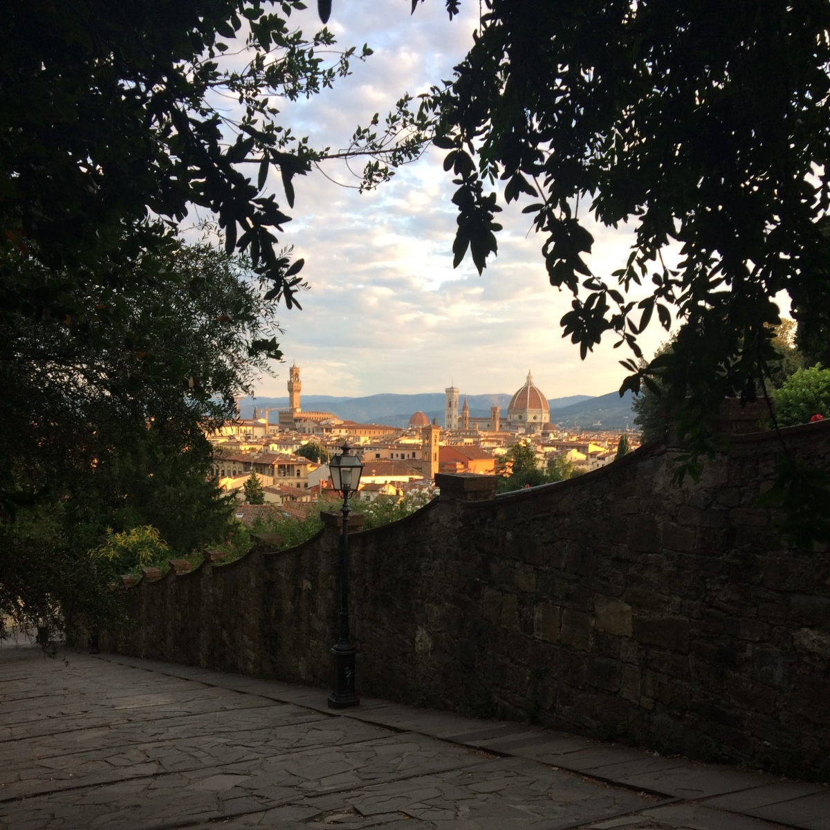 Florence, part 1: Welcome to the City of Narrative