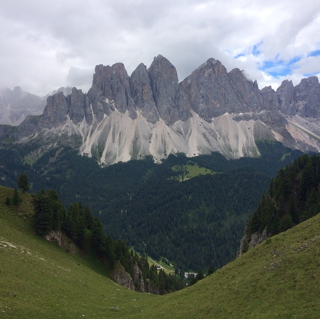 Hiking in the Dolomites, Part 2:Herrensteig
